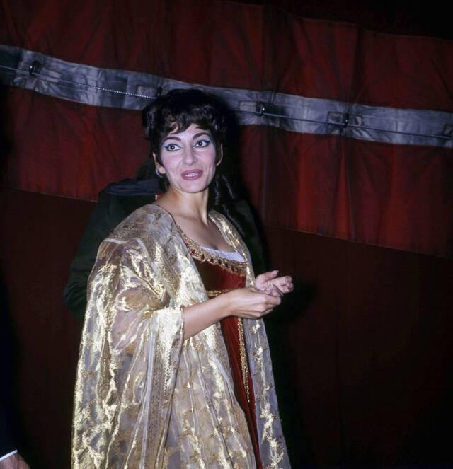 Μαρία Κάλλας, 1965