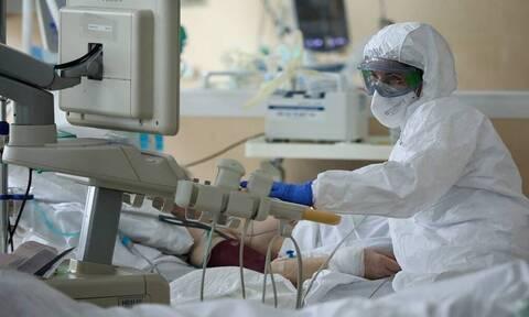 В России за сутки выявили 19 594 заразившихся коронавирусом. Это максимум с 26 августа