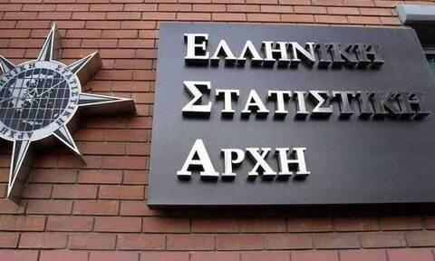 ΕΛΣΤΑΤ: Τζίρο άνω των 25 δισ. ευρώ πραγματοποίησαν τον Ιούλιο οι επιχειρήσεις