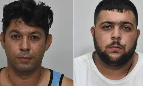 Αυτοί είναι οι δυο κλέφτες που ξάφριζαν σπίτια στο Μαρκόπουλο