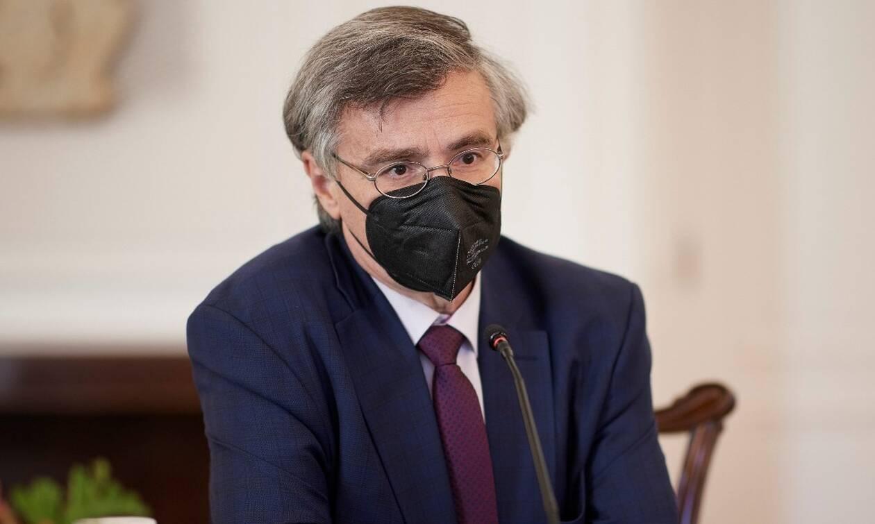 Επιστροφή Τσιόδρα στην ενημέρωση για τον κορονοϊό; Η αινιγματική απάντηση της Γκάγκα