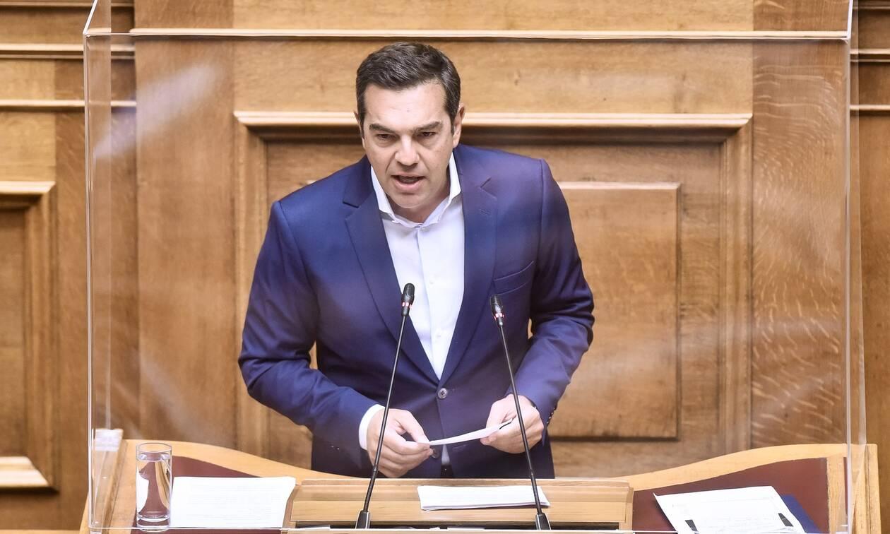 ΣΥΡΙΖΑ: Το όνομα του Αντετοκούνμπο θα μπορούσε να είναι ανάμεσα σε αυτά που στοχοποίησε ο Μπογδάνος