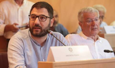 Bogdanos should have been expelled already, Iliopoulos says