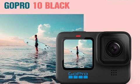 Το Public υποδέχεται τη διάσημη action camera GoPro HERO10 Black!