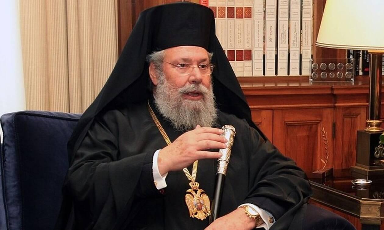 Κύπρος: Κάλεσμα Αρχιεπισκόπου στους αρνητές - ιερείς για δημόσια μετάνοια