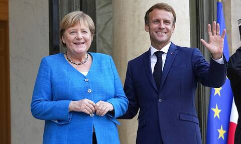 Μακρόν και Μέρκελ θα συνεργάζονται στενά μέχρι να «βγει» κυβέρνηση στη Γερμανία
