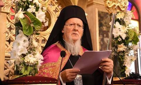 Στις ΗΠΑ από τις 23 Οκτωβρίου ο Οικουμενικός Πατριάρχης