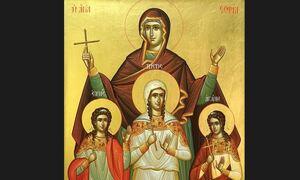 Της Αγίας Σοφίας σήμερα: Μεγάλη γιορτή για την Ορθοδοξία - Δείτε ποιοι γιορτάζουν