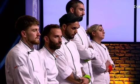 Top Chef: Αυτός είναι ο παίκτης που αποχώρησε (video)