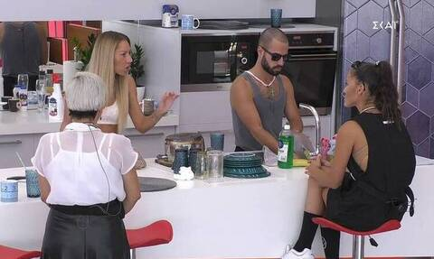 Big Brother: Ο νικητής του βέτο και οι υποψήφιοι προς αποχώρηση (videos)