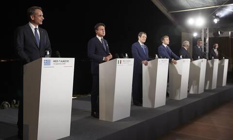 EUMED 9: Κρίσιμη σύνοδος στη σκιά των… AUKUS – Τι θα πουν ο Μακρόν και οι «νωχελικοί» Ευρωπαίοι