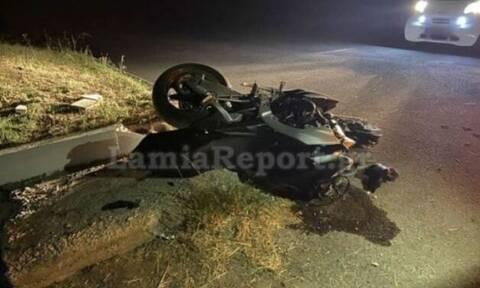 Αιδηψός: Ασυνείδητος χτύπησε μηχανή και την εγκατέλειψε - Σε σοβαρή κατάσταση δυο άτομα