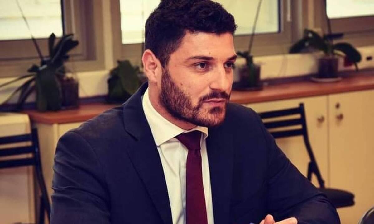 Ο δικηγόρος Διονύσης Τεμπονέρας