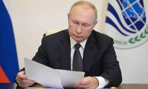 Путин: Россия в пандемию направила на поддержку граждан и экономики около 3 трлн рублей