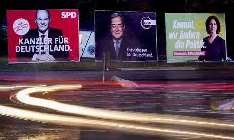 Προεκλογικές αφίσες στη Γερμανία
