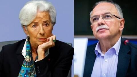 Απάντηση Λαγκάρντ σε Παπαδημούλη για την ασφαλιστική μεταρρύθμιση στην Ελλάδα