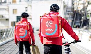 Efood: Αδιαπραγμάτευτη στάση η διασφάλιση των δικαιωμάτων των διανομέων και των συνεργατών μας