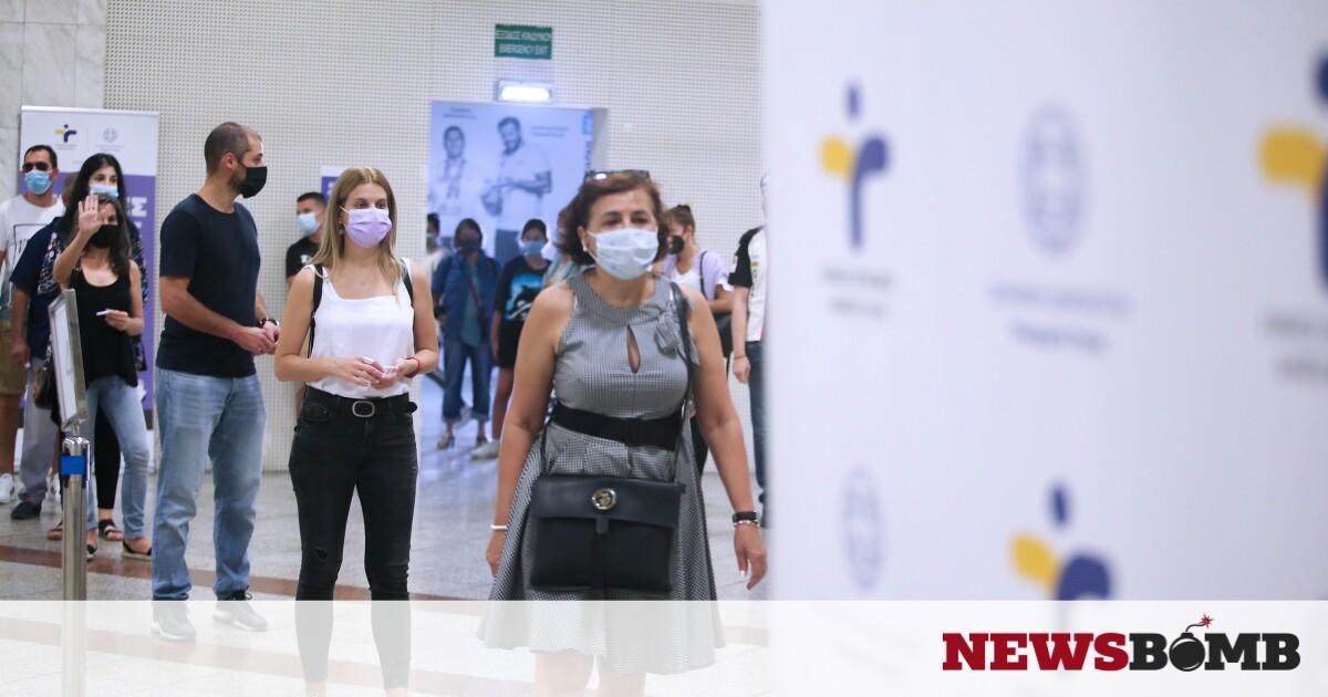 Κρούσματα σήμερα: 2.255 νέα ανακοίνωσε ο ΕΟΔΥ – 39 νεκροί σε 24 ώρες, στους 352 οι διασωληνωμένοι – Newsbomb – Ειδησεις