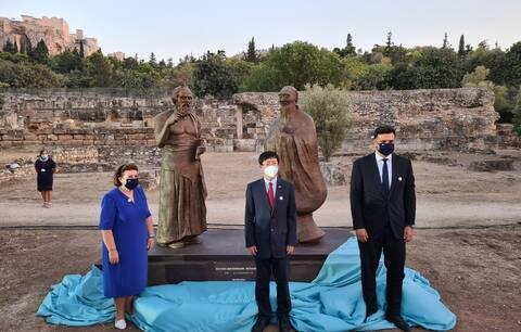 Η Τελετή Έναρξης Έτους Πολιτισμού και Τουρισμού Ελλάδας – Κίνας