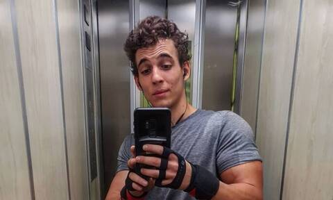 Miguel Herrán: Όσα θέλεις να ξέρεις για τον σέξι πρωταγωνιστή του Elite και του La Casa De Papel