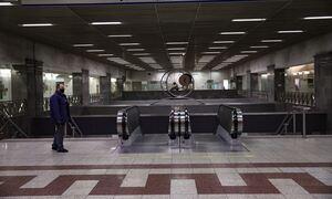 Μετρό: Κλειστοί οι σταθμοί Σύνταγμα και Πανεπιστήμιο
