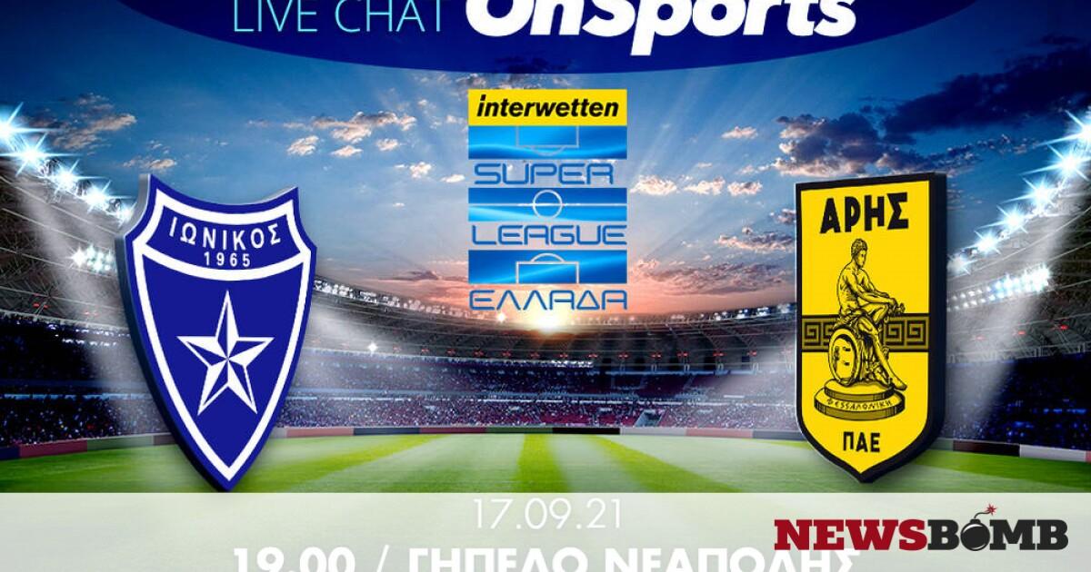 facebookIonikos Aris live
