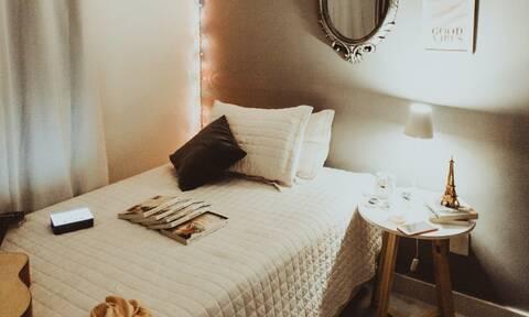 5 tips για να μεταμορφώσεις το δωμάτιό σου με ελάχιστα χρήματα