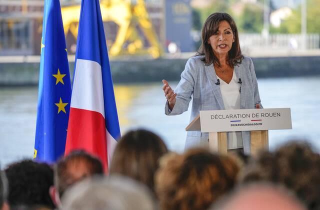 χιλντγκό γαλλία εκλογές
