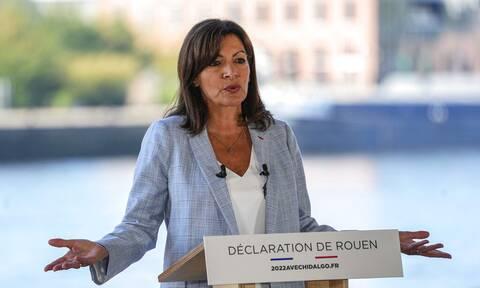 Χινταλγκό Γαλλία προεδρικές εκλογές