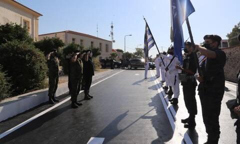 Στη Σούδα ο πρόεδρος της Στρατιωτικής Επιτροπής του ΝΑΤΟ – Το μήνυμα του Αρχηγού ΓΕΕΘΑ για την Κρήτη