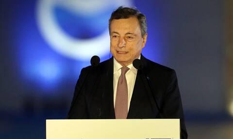 Ντράγκι: Αποφασισμένοι για ασφάλεια και σταθερότητα – Η ΕΕ να παρέμβει για τις αυξήσεις στο ρεύμα
