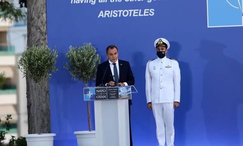 Παναγιωτόπουλος: Η Ελλάδα σύμμαχος – κλειδί για το ΝΑΤΟ - Τελετή έναρξης της Στρατιωτικής Επιτροπής