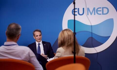 Μητσοτάκης στο Reuters: Η Ελλάδα γίνεται ένας ελκυστικός προορισμός για τις ξένες επενδύσεις