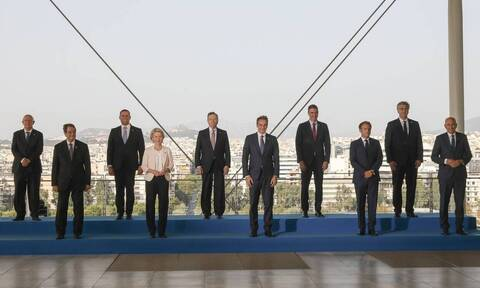 EU leaders sign Athens Declaration on climate change and the Mediterranean natural environment