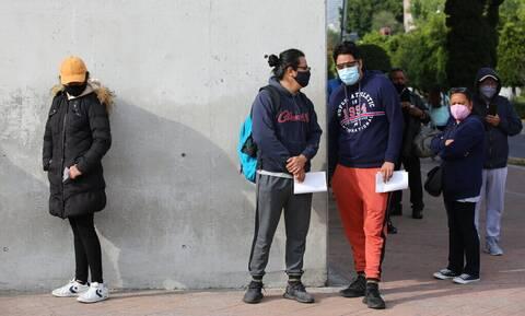 Μεξικό: Ξεπέρασαν τους 270.500 οι θάνατοι από κορονοϊό