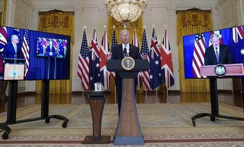 AUKUS: Η Αυστραλία καταγράφει «με λύπη» την απόφαση της Γαλλίας να ανακαλέσει τον πρεσβευτή της