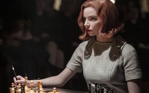 Το Γκαμπί της Βασίλισσας: Ζητά 5 εκατομμύρια από το Netflix η Νόνα Γκαπριντασβίλι