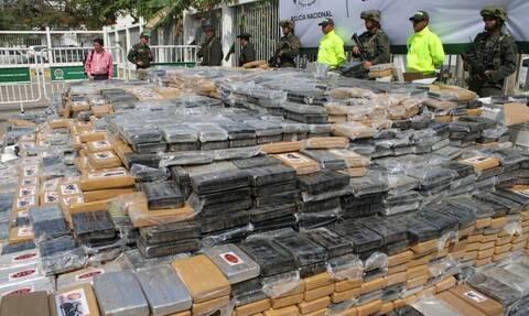 Ολλανδία: Κατασχέθηκαν τέσσερις τόνοι κοκαΐνης αξίας 300 εκατομμυρίων δολαρίων