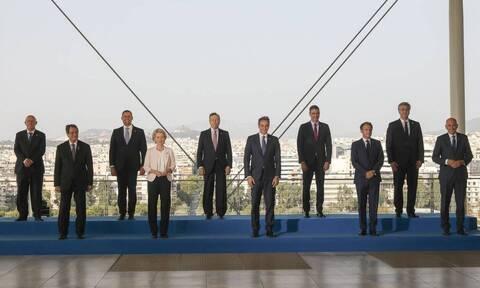 EUMED 9: Οργισμένη αντίδραση της Τουρκίας για τη διακήρυξη των «9» - «Να εγκαταλείψουν την Ελλάδα»