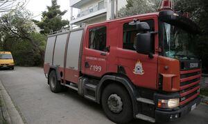 Έκρηξη σε διώροφο σπίτι στα Καλύβια - Υπάρχουν τραυματίες