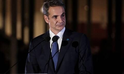 Μητσοτάκης: Η Ελλάδα ισχυρός και αξιόπιστος σύμμαχος του ΝΑΤΟ- Στηρίζει εμπράκτως τις δεσμεύσεις της