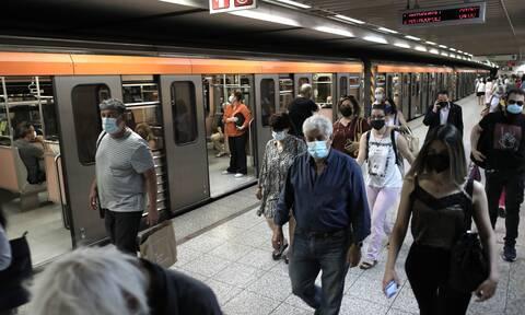 Μετρό: Ποια δρομολόγια δεν θα πραγματοποιηθούν σήμερα Σάββατο από και προς το αεροδρόμιο
