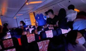 Θρίλερ με αεροπλάνο της Air France που έκανε αναγκαστική προσγείωση στο Πεκίνο (Pics)