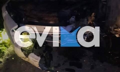 Ψαχνά: Θρήνος για 17χρονο και 19χρονο που παρέσυρε και σκότωσε αυτοκίνητο