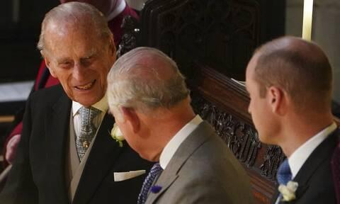Πρίγκιπας Φίλιππος - Κάρολος