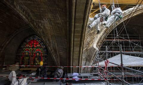 Παναγία των Παρισιών: Ξεκινούν οι εργασίες αποκατάστασης του ναού