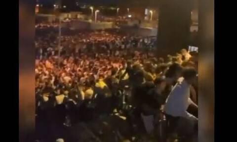 Κορονοπάρτι με 25.000 άτομα σε πανεπιστήμιο της Ισπανίας - Δείτε βίντεο και φωτογραφίες
