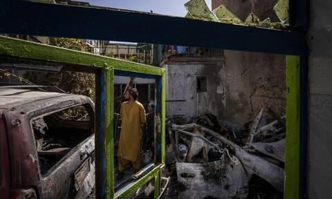 Αφγανιστάν αμερικανικό drone νεκροί άμαχοι