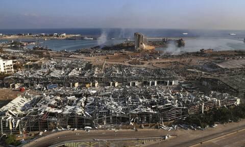 Λίβανος: Είκοσι τόνοι νιτρικού αμμωνίου κατασχέθηκαν από μια αποθήκη στην κοιλάδα Μπεκάα