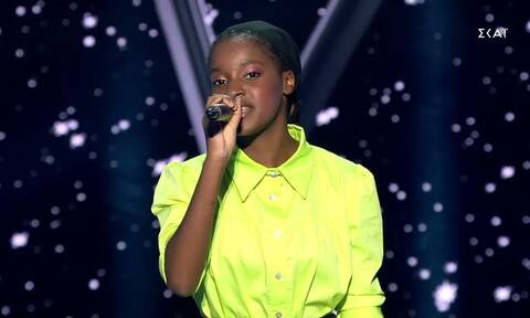 The Voice: Ο θηλυκός «Αντετοκούνμπο» του τραγουδιού που μάγεψε το κοινό